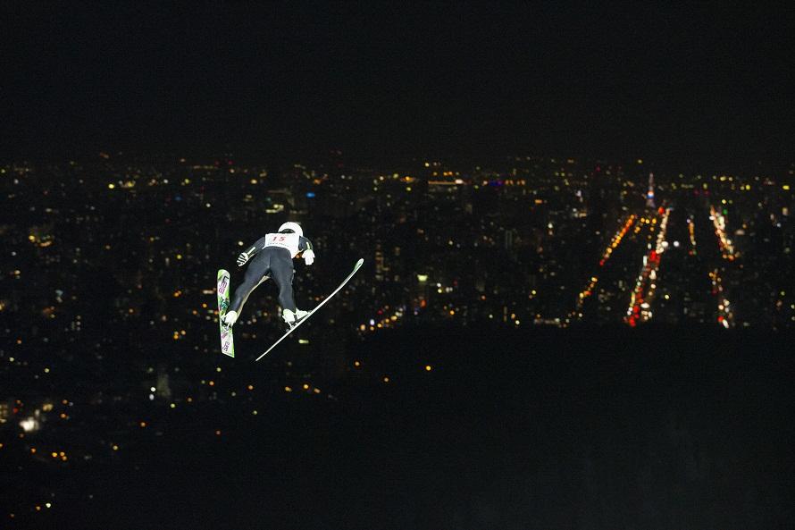 2015/3/21 札幌市長杯大倉山サマージャンプ大会