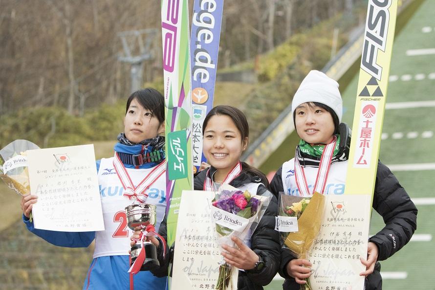 全日本スキー選手権大会(宮の森)