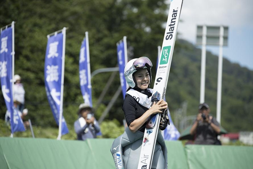 サンピラー国体記念第15回サマージャンプ大会 _3