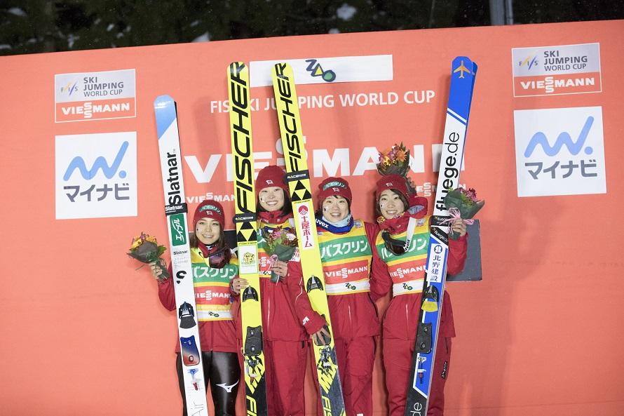 2018年01月19-21日 FIS WC 蔵王